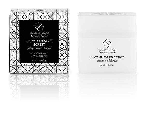 Juicy Mandarin Sorbet- Enzyme 50 ml