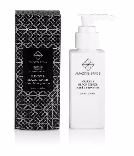 Mango & Black Pepper- Hand & body 100 ml