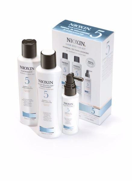Nioxin hair System Kit 5