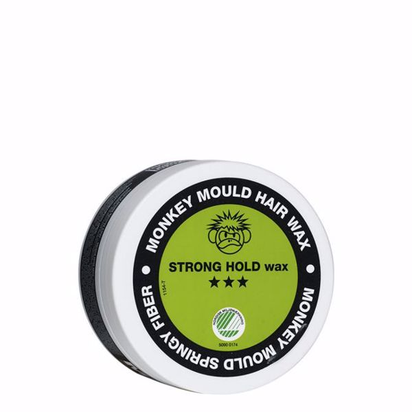 Ingredien Monkey Mould Strong Hold Wax